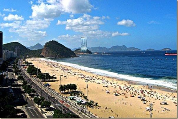 préparatifs pour les Jeux Olympiques 2016 de Rio de Janeiro