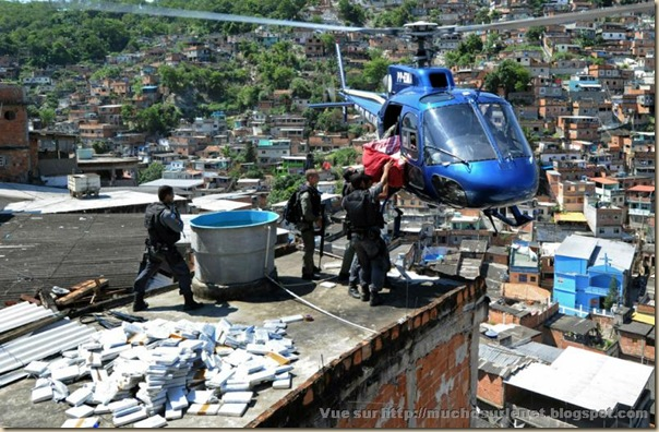Rio guerre contre la drogue-50