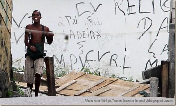 Rio guerre contre la drogue-44