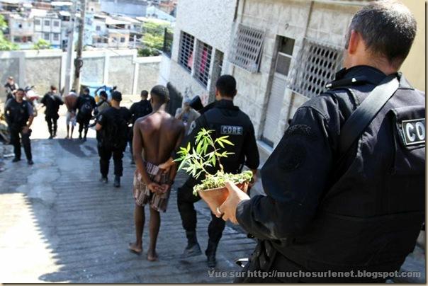 Rio guerre contre la drogue-60