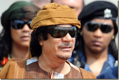 Les Amazones de Kadhafi