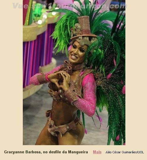 Les muses du Carnaval de Rio 2011-22