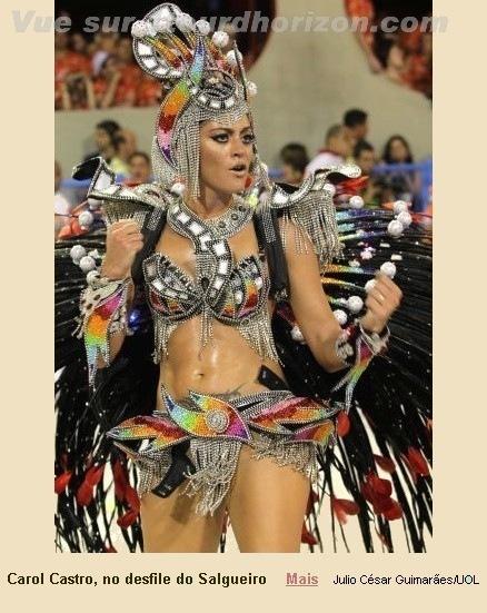 Les muses du Carnaval de Rio 2011-2