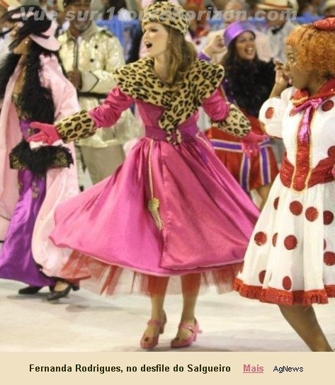 Les muses du Carnaval de Rio 2011-5