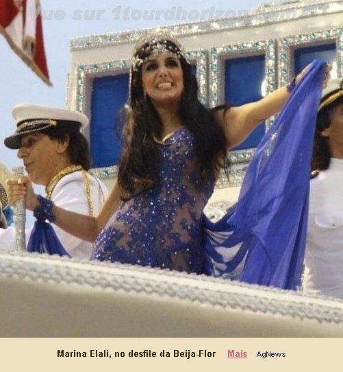 Les muses du Carnaval de Rio 2011-14