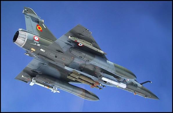 Avio Mirage 2000-D