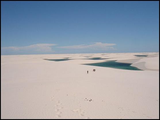 Le désert blanc brésilien (2)