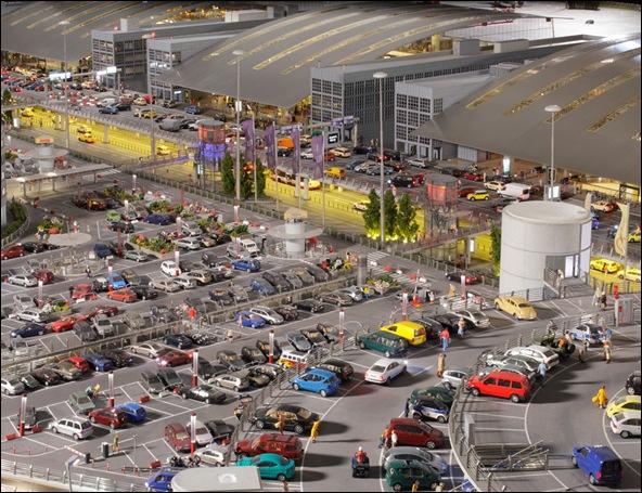 Maquette de l'aéroport de Knuffingen sur 1tourdhorizon.com-4