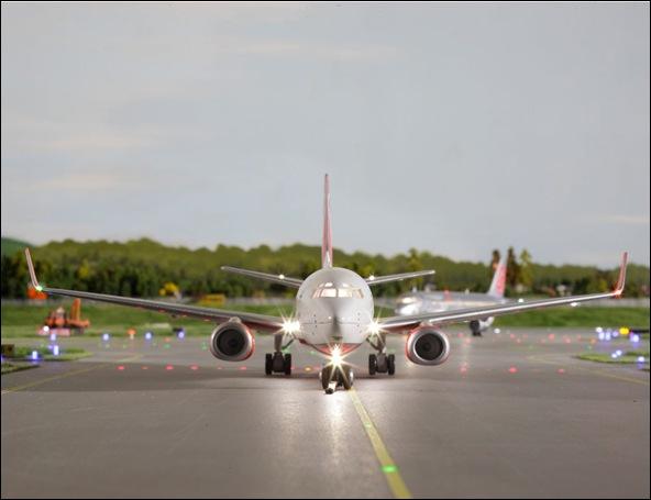 Maquette de l'aéroport de Knuffingen sur 1tourdhorizon.com-18