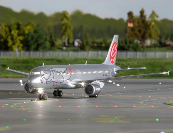 Maquette de l'aéroport de Knuffingen sur 1tourdhorizon.com-17