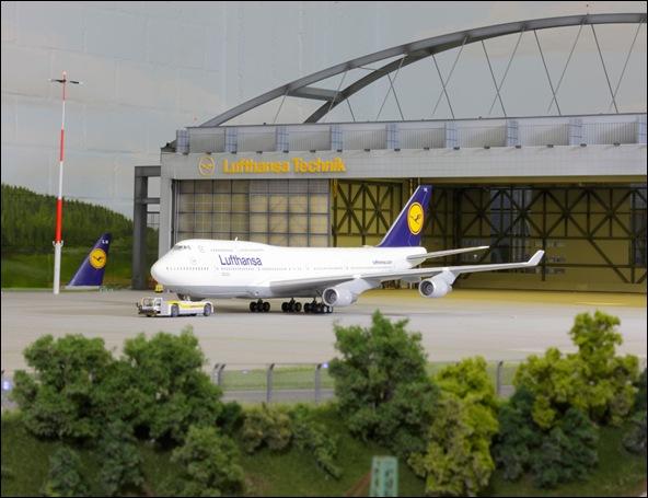 Maquette de l'aéroport de Knuffingen sur 1tourdhorizon.com-21