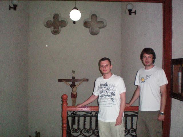 W klasztorze Campeche
