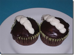mostess cupcakes
