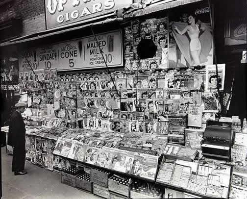 newstands