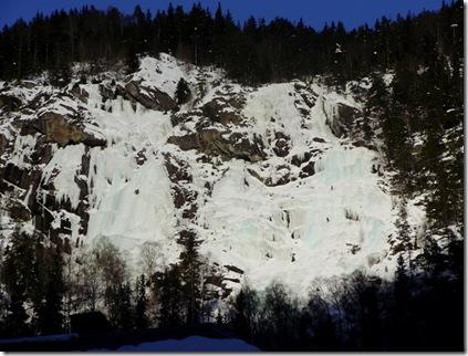 96. Rjukan Centre, escalada del día 10-F