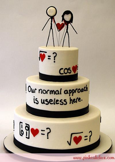 Torta geek