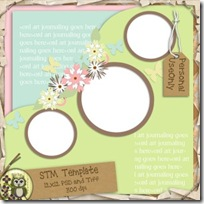 Scrapbooking Template Free