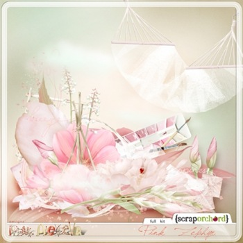 Pink Zephyr