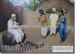 Sai Baba Painting_Parayan_Hall