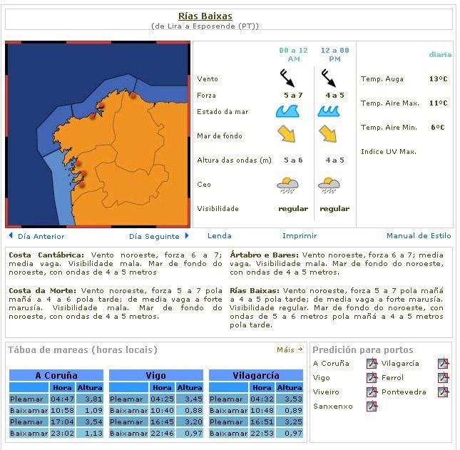 Xornada técnica Costa da Vela Mapa002