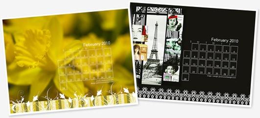 View calendar 2