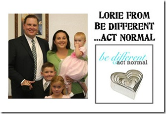 Lorie---Be-Different..