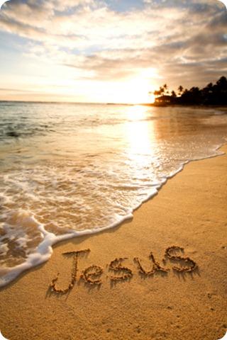 Jesusinsand