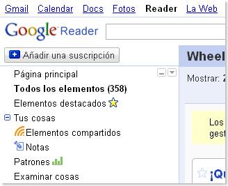 Google Reader (358)
