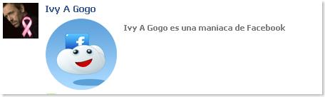 Facebook - Ivy A Gogo_