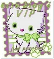 Selo Blog VIP