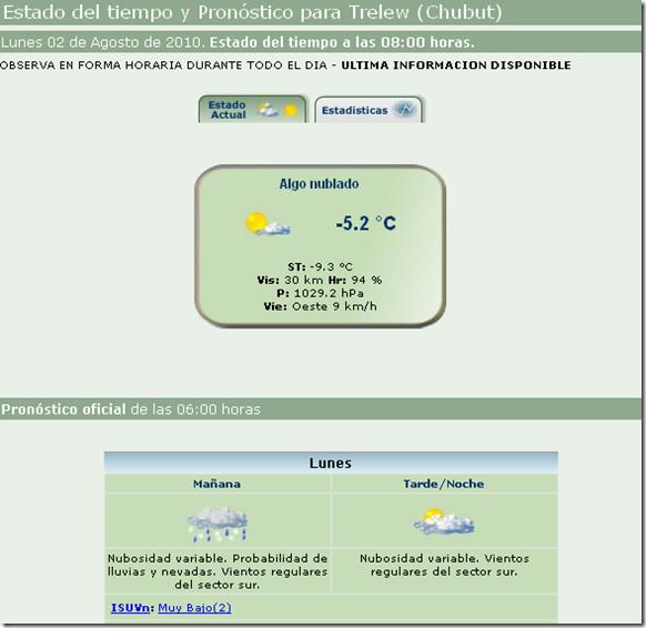 Servicio Meteorológico Nacional_1280748645364