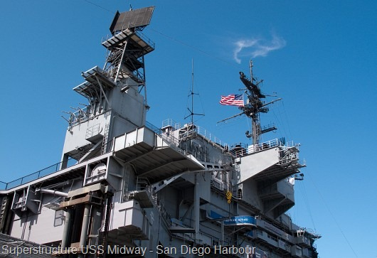 © Bob Baillargeon - USS Midway