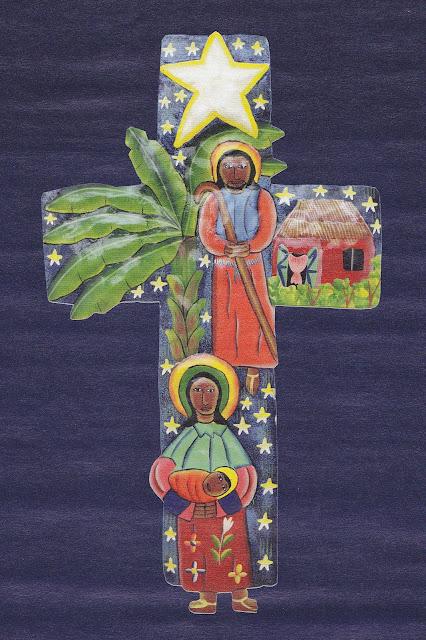 Kreuz aus Haiti