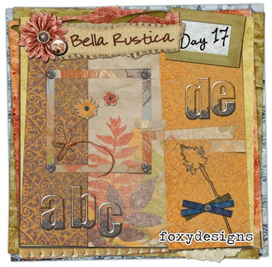 foxydesigns_july09dadb_bellarustica_day17