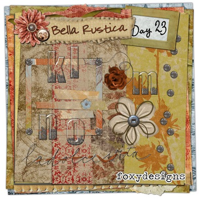 foxydesigns_july09dadb_bellarustica_day23