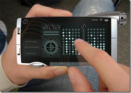 KRE8 Phone For DJs