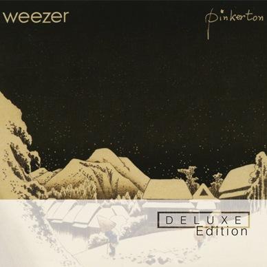 Weezer-Pinkerton-DGC-Records