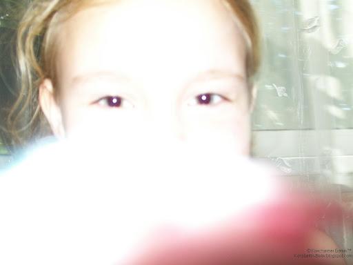 Эти глаза напротив