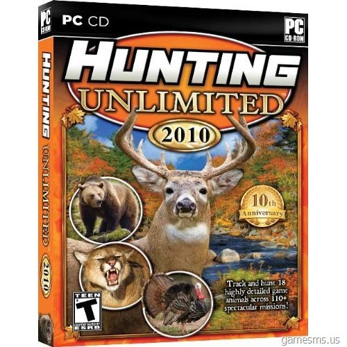 Hunting Unlimited 2010 Gamesms.us