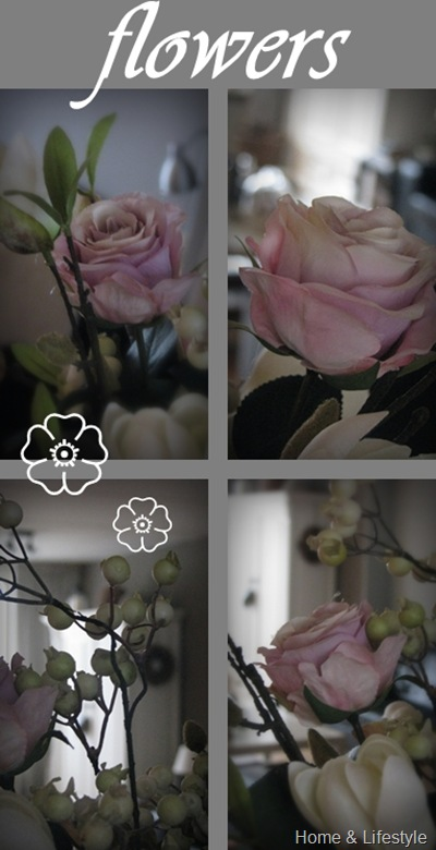 Collage flowers