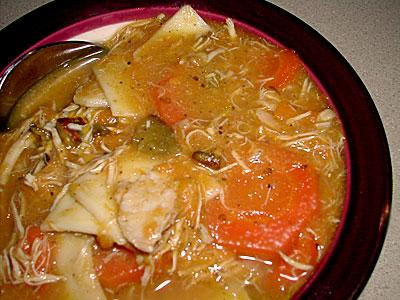 Jalapeno Chicken Stew