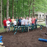 Carmel Boy Scouts Nic Muller Eagle Project