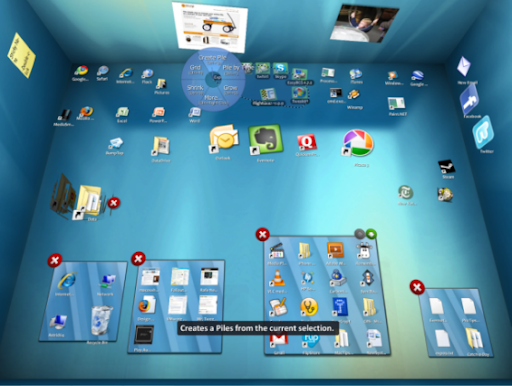 Download BumpTop 3D Desktop for Free