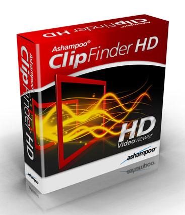 Get Ashampoo ClipFinder HD Free License