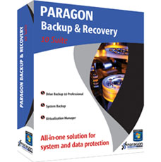 Download Paragon Backup & Recovery 10 Suite for FREE