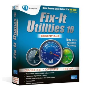 Download Fix-It Utilities 10 Essentials for FREE
