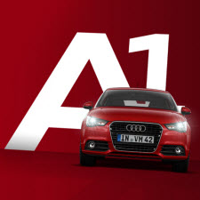 Free iPad Game: Audi A1 Beat Driver