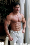 Bo Armstrong - Muscle Puppy Pics
