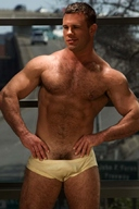 Muscle Daddy and Hairy Muscular Men - Gallery 6