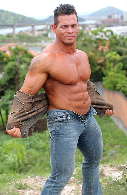 Sexy Male Bodybuilders Gallery 21 - Hot, Hunks, and Muscular